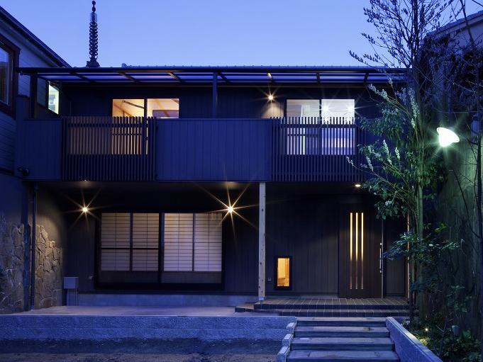 八坂通りの家 改修