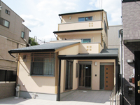 下京区の家