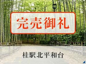 桂駅北平和台
